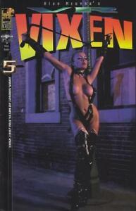 VR Vixen 0 Hot Photo Variant Razor London Night Alan Mruvka Bad Girl NM