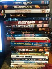 #6 Must Pick 3 (Add 3 To Cart) or order will be cancelled 3 Movie Dvds for $7.50