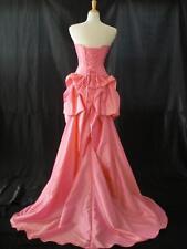 NWT Maggie Sottero J991 Sue Ellen  Destination wedding dress bridal gown PINK 8