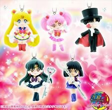 Bandai Bishoujo Senshi Sailor Moon Sailormoon 3 Key chain Swing Figure Set of 5