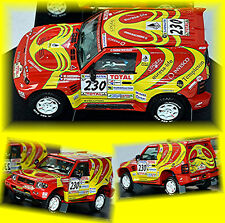 Mitsubishi Pajero Evo Rallye Granada Dakar 1999 #230 Cassegrain 1:43