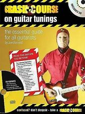 Crash Course on Guitar Tunings: The Essential Guide for All Guitarists, Bennett,
