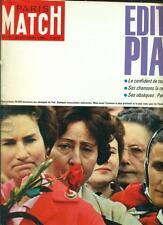 PARIS MATCH 759 OCTOBRE 1963 spécial EDITH PIAF