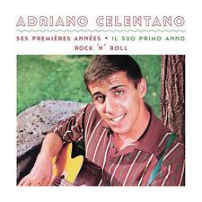 CD Adriano Celentano, Ses premières années - Coffret 2 CD / 40 Titres