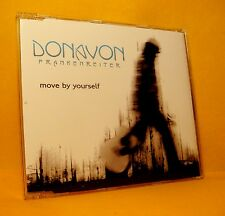 MAXI Single CD Donavon Frankenreiter Move By Yourself 2 TR 2006 Rock Blues PROMO