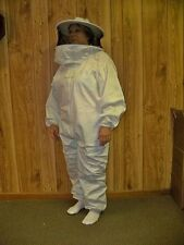 Adult  Bee Keeper Suit with Round Hood - Bee Keeping Suit  (ZSTR-2XLarge)