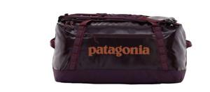 PATAGONIA Black Hole Duffel Bag 70 L Deep Plum $159 EUC