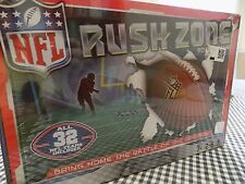 NFL Rush Zone Board Game All 32 Football Teams Included New & Sealed MIB
