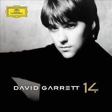 David Garrett - 14 (CD, Apr-2013, Deutsche Grammophon)
