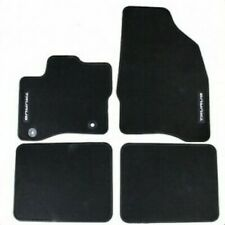 2013-2018 Ford Taurus Carpeted Front & Rear Charcoal Black Floor Mats OEM NEW