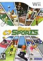 Deca Sports - Original Nintendo Wii game