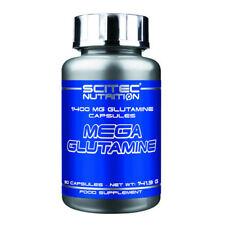 SCITEC Mega Glutamine 90 capsule - AMINOACIDI BCAA