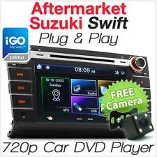 "8"" Suzuki Swift Car DVD Player GPS Sat Nav Head Unit Stereo Radio System RS416"