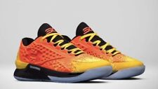 UNDER ARMOUR CURRY 1 ONE MLB Assembly /125 YELLOW ORANGE BLACK SZ 10 All Star 18