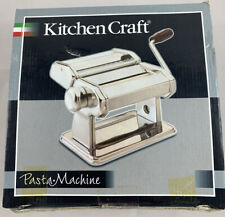 Kitchen Craft Pasta Machine / Pasta Maker New Opened Box !!! Free Shipping !!!