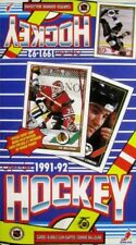 1991-92 O-Pee-Chee Hockey - Empty Display Box - EXCELLENT Condition