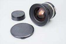 Nikon Nikkor Ai-S 18mm f/3.5 f3.5 Ais Manual Focus Wide Angle Lens, For Nikon F