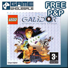 Lego Galidor - Defenders of the Outer Dimension - PC (New)