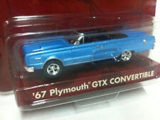 1:64 Toy Reel Rides TOMMY BOY Movie Car '67 Plymouth GTX Convertible Malibu Int