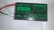 2 Hatch Lighting Rs12 60m Led Fcc 120v Input 60w 12vac Led Driver Lot Of 2