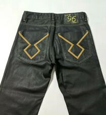 G Star Mens Jeans Radar Crash Embro Loose Straight Coated Hip Hop W30 L34 RP£140