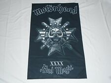MOTORHEAD BAD MAGIC TEXTILE FLAG