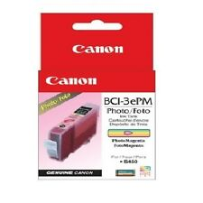 Genuine Canon BCI -3ePM PHOTO MAGENTA Ink Cartridge for S520-750-6000 etc