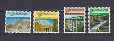 S18075) New Zealand MNH Neu 1985 Bridges 4v