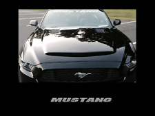"""Windshield Banner Decal 36"""" Sticker For Ford MUSTANG gt cobra shelby"""