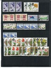 Stamps from Cook Islands used