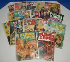 Lot of 20 Planet Of The Apes Comic Magazines 1974-1976 by Marvel nice condition
