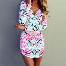 Cotton Blend Cocktail Sundresses Plus Size Dresses for Women