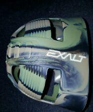 Exalt Paintball Tank Grip / Tank cover Fits 45-88ci Camo Swirl- Ninja