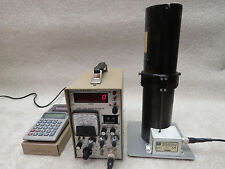 LUDLUM 2200 Scaler ratemeter + 182 Radon Flask Detector, 264 Printing Calculator