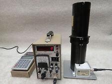 Ludlum 2200 Scaler Ratemeter 182 Radon Flask Detector 264 Printing Calculator