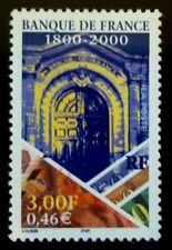 SELLOS FRANCIA 2000 3299 BICENT. BANCA FRANCIA 1v.