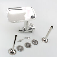 Steel Meat Grinder Food Chopper Attachment For Kitchenaid Stand Mixer Parts Q7