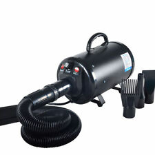 Dog Pet Grooming Dryer Hair Dryer Removable Pet Hairdryer 3 Nozzle 2000W 220V