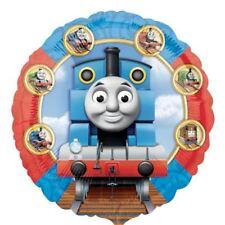 45.7cm thomas the tank engine fête médaillon frontière amis round foil balloon