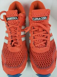 Adidas Men's Orange Climacool Rally Comp Modulation Running Shoes G56550 Size 12