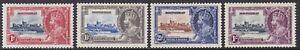 MONTSERRAT 1935 SILVER JUBILEE SET, UNMOUNTED MINT, CAT £11+