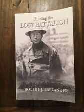 """""""Finding the Lost Battalion"""" WW1 WWI First World War World War One US Army 1918"""