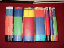 Harry Potter Complete Set Of 7 Hardback Bloomsbury & Ted Smart Set 3
