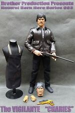 "hot Brother Production - DEATH WISH ""CHARLES BRONSON 1/6 ACTION FIGURE toys"