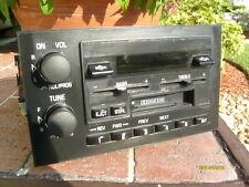 1992 1993 1994 1995 Cadillac Eldorado or Seville Factory Radio with cassette