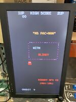 Ms. Pacman Jamma PCB Bootleg Arcade Game PCB