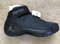 Nike Air Jordan Melo 1.5 SE Black Anthracite Shoes AT5386-001 Size 10