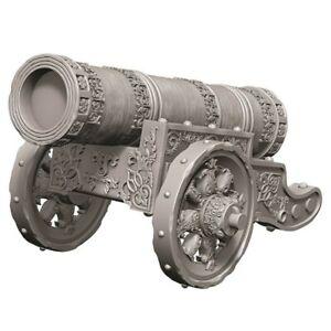 Pathfinder Deep Cuts Unpainted Miniatures: Large Cannon