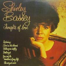 Shirley Bassey(Vinyl LP)Thoughts Of Love -United Artist-UAS 30011-UK-Ex/VG