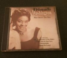Dinah Washington - Mad About the Boy CD-Buy 2 get 1 free = 97p any cd